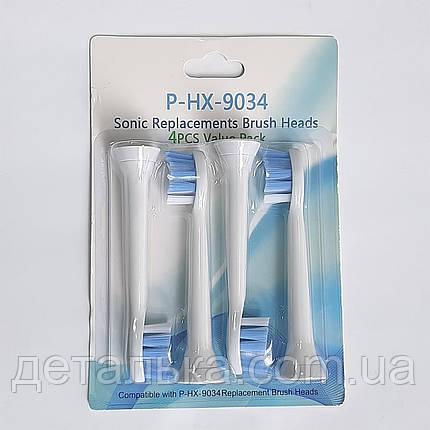 Насадки для зубной щетки HX9034, фото 2