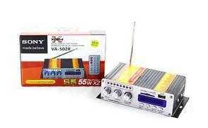 Усилитель Sony AMP VA 502 BT, фото 2