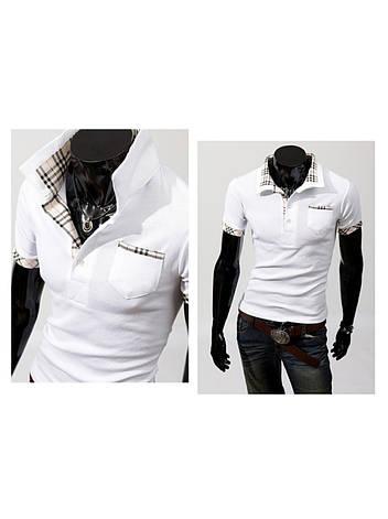 Рубашка поло Stereoman B, фото 2