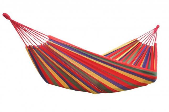 Гамак мексиканский Красный XL, фото 2