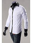Рубашка мужская стильная