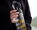 """Подарочный набор женский """"Модной брюнетки"""": бутылка для воды, консервированные носочки, игрушка мишка-талисман, фото 6"""