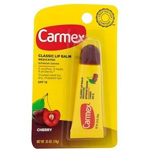 Бальзам для губ Carmex Вишня SPF-15 (10 г)