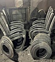 Чугунное и стальное литье от компании производителя, фото 4
