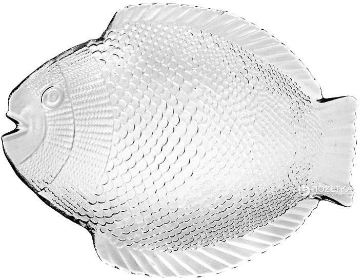 Тарелка подставная Pasabahce Marine 26x21 см