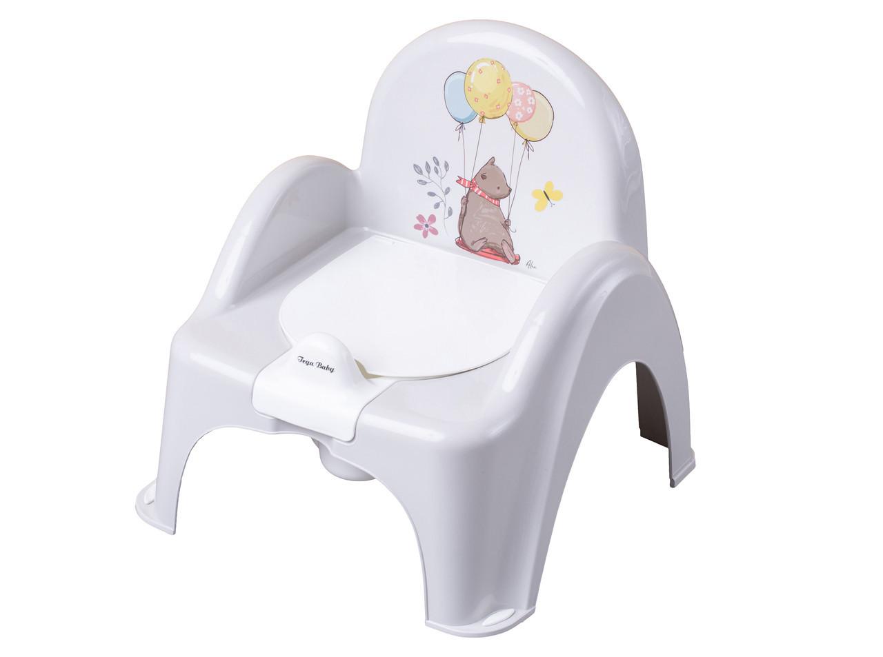 Горшок-стульчик Tega Baby Лесная Сказка Бежевый