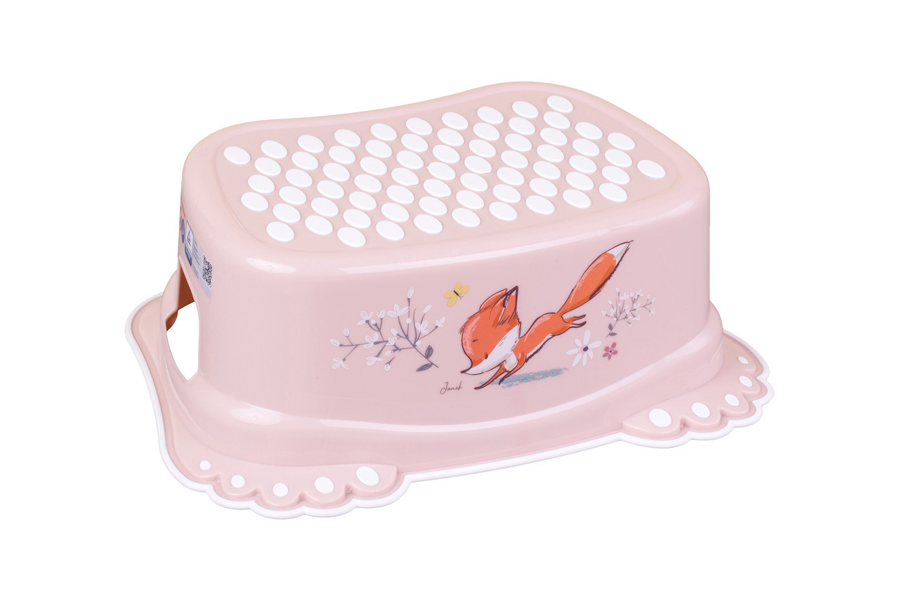 Подставка для ног Tega Baby Лесная Сказка Розовый