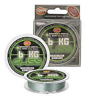 Шнур WFT Gliss KG Monotex 300 м 0.12 мм 6 кг Green (30446312)
