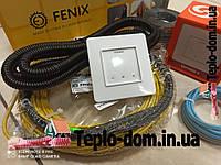 Електрический кабель для обогрева ванной   (1.4 м2) с сенсорным регулятором Terneo S