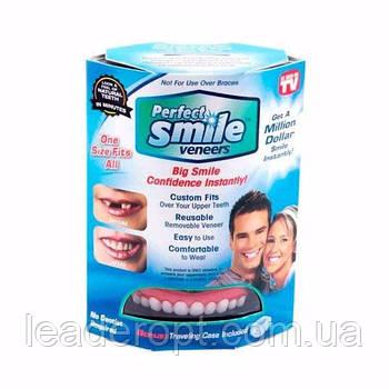 ОПТ Знімні Вініри Perfect Smile Подвійний верх і низ