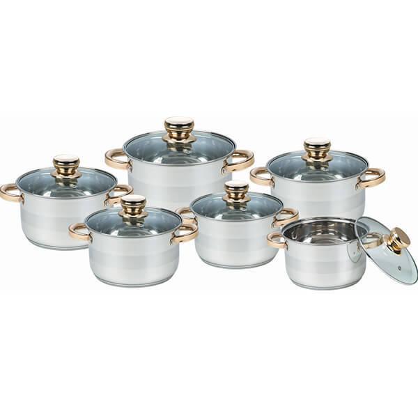 Набор посуды Maestro из 12 предметов (MR-2206)