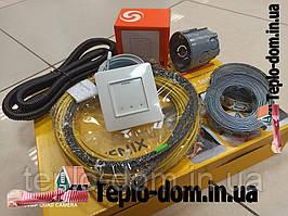 Надежный электрический кабель 1,7 м2  (350 вт) (Специальная цена с сенсорным регулятором Terneo S)