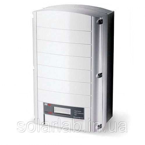 Сетевой инвертор SolarEdge SE 25K, (25 кВт, 3-фазный)