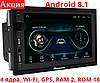 Автомагнитола 2 DIN Pioneer 7240 GPS 2/16GB Android 8.1