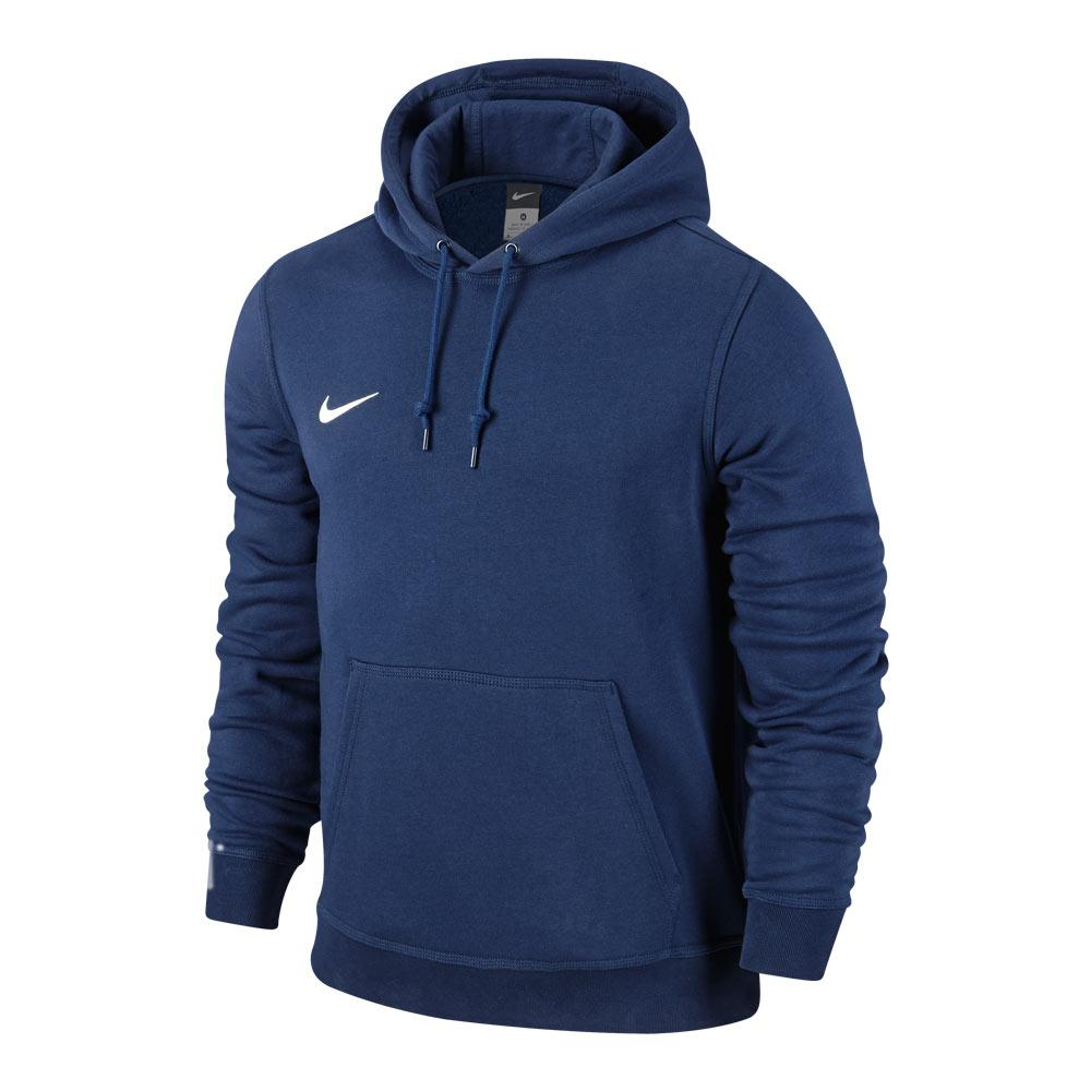 Толстовка NIKE TEAM CLUB HOODY (658498-451) оригинал