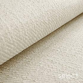 Ткань для мебели, мебельная рогожка Деликато (Delicato) молочного цвета