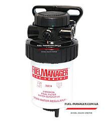 Сепаратор дизельного топлива 2 микрона Fuel Manager FM100
