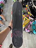 """Скейт деревянный, Скейтборд """" Canada 100 % """" , натуральный канадский клен, широкие колеса, супер качество, фото 2"""