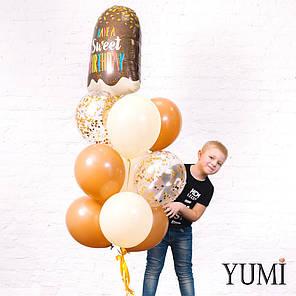 Букет из шаров с гелием для ребенка, фото 2