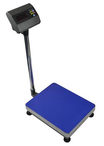 Товарные весы ЗЕВС™ 600х800 ВПЕ (A12E) (500кг), фото 2