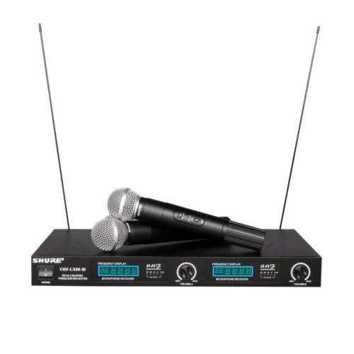 Радио микрофон Shure LX-88 III