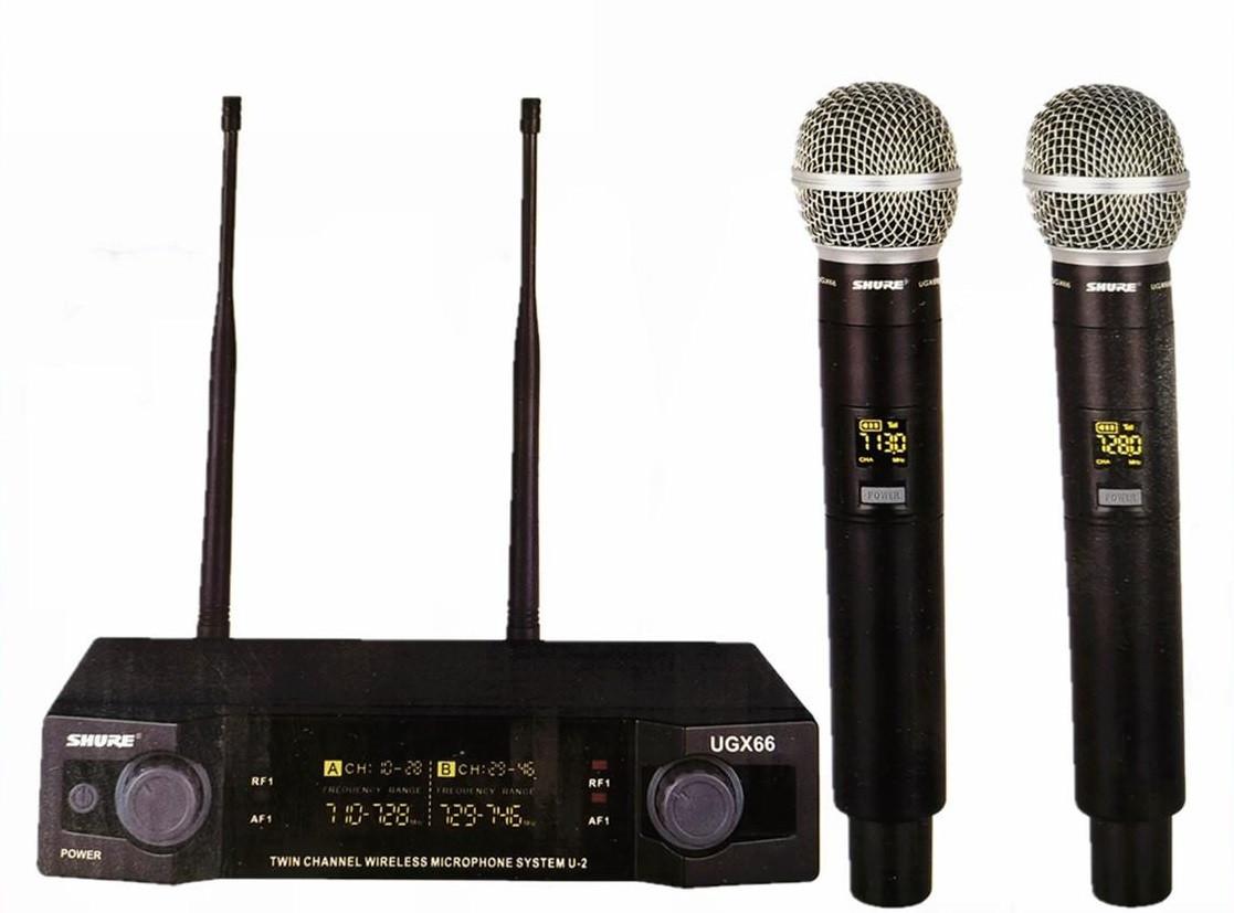 Радио микрофон Shure UGX 66