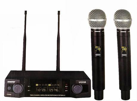 Радио микрофон Shure UGX 66, фото 2