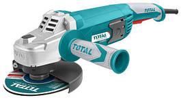 УШМ TOTAL TG1241806 угловая, 2350Вт, 180мм, 8000об/мин.