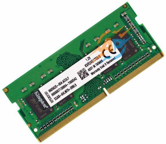 DDR4 8Gb 2400Мгц 1.2v  для ноутбуков INTEL и AMD SoDIMM KVR24S17S8/8  Kingston универсальная