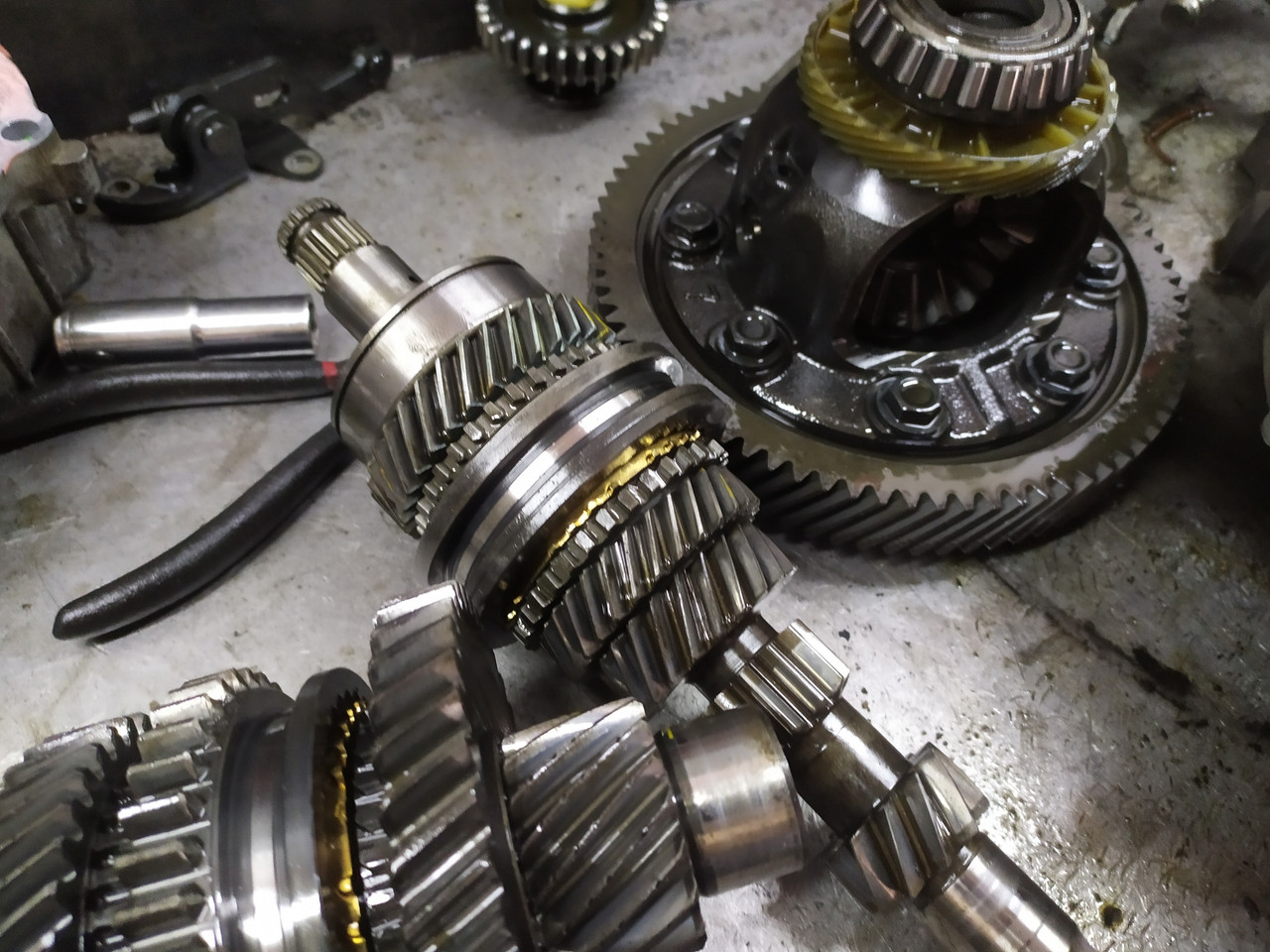Диагностика и ремонт коробки передач geely MK Cross Гарантия