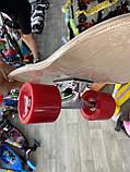 """Скейт деревянный, Скейтборд """" Canada 100 % """" , натуральный канадский клен, широкие колеса, супер качество, фото 3"""