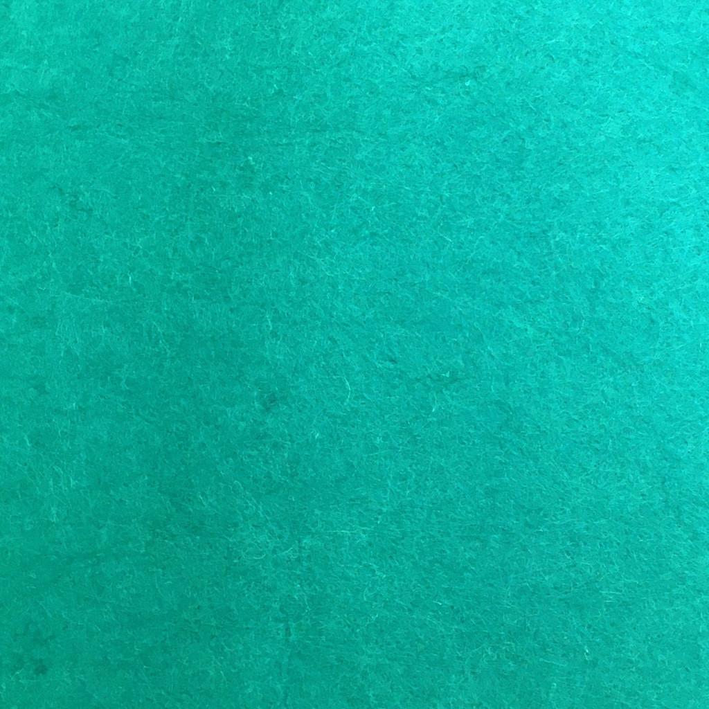 Фетр 1мм. Жесткий. Лист 20х25 см. Светлый изумруд