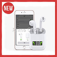 Наушники беспроводные Bluetooth i99 TWS. Блютуз гарнитура с кейсом Наушники и гарнитуры для телефона и музыки