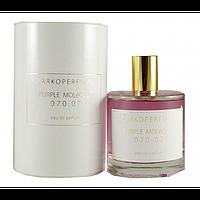 Парфюмированная вода Zarkoperfume Purple Molecule 070.07 унисекс, 100 мл