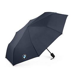 Складана парасолька BMW Colour Logo Pocket Umbrella, Dark Blue, артикул 80232466303