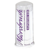 Микроаппликаторы микробраши Microbrush ORIGINAL Superfine (супертонкие),100 шт. уп.