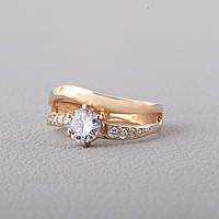 Золотое кольцо для помолвки КП1630