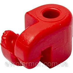 Ізолятор для електропастуха під арматуру 10 мм (100 шт)