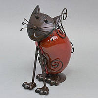 Декор кішка RV38, розмір 18 * 15 см, декор для дому, декорування будинку, аксесуари для дому