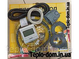 Чешский резистивный кабель в стяжку  In-therm , 0,8 м2 (170 вт)  (Спец цена с програматором Е-51)