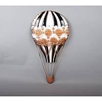 Декор настенный в виде воздушного шара Fragaria разные цвета, настенный декор, воздушный шар декоративный на