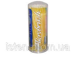 Микроаппликаторы микробраши Microbrush ORIGINAL Fine (средние),100 шт. уп.