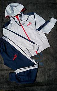 Детский спортивный костюм Puma.Ткань-Лакоста