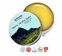 Бальзам из альпийских трав, 33 травы, Швейцария / Alpine Herbs Balm