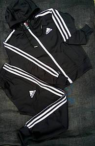 Детский спортивный костюм Adidas.Ткань-Лакоста