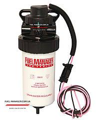 Фильтр сепаратор 2 микрона с подогревом Fuel Manager
