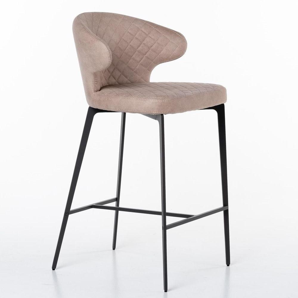 Полубарный стул Keen бежевый TM Concepto
