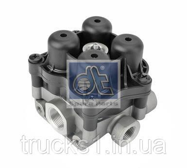 4-х конт. защ. клапан MAN 3.72081 (Diesel Technic)