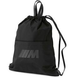 Рюкзак BMW M Style Backpack, Black, артикул 80222466331