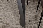 Стол обеденный LONDON Лондон (160/240*90*75cmH) керамика мокрый асфальт от Niсolas, фото 4